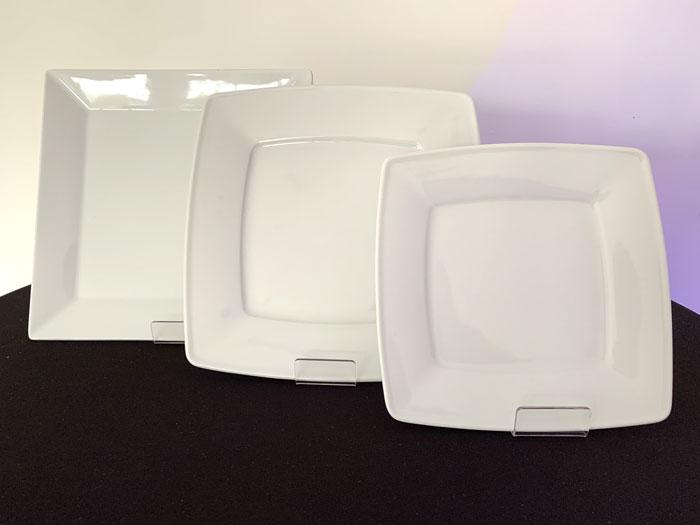 assistance location, gamme assiette carrée, location vaisselle à rendre non lavée, 44, 35